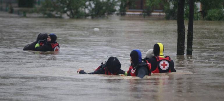 Balkan Floods 2014